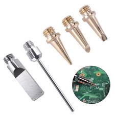 10in1 5Pcs/Pack HS-1115K Butane Gas Soldering Iron Welding Kit Torch Pen Tools