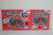 Thundercats Rowntree Mackintosh Sooner Food Crispy Bacon Flavour Ultra Rare Box