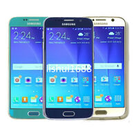 Samsung Galaxy S6 G920 32GB 4G Verizon Tmobile GSM UNLOCKED Worldwide Smartphone