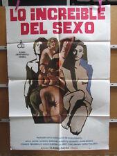 3527         LO INCREIBLE DEL SEXO CLAUDIO RACCA CLASIFICADA S