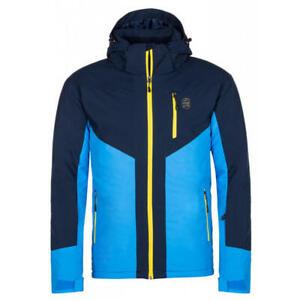 Kilpi Tauren-M Herren Skijacke Ski Jacke Snowboardjacke Winter Schnee Jacke blau