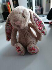 Jellycat  Beige bashful  Blossom Bunny