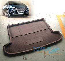 FIT FOR 2016 HYUNDAI TUCSON BOOT MAT REAR TRUNK LINER CARGO FLOOR MUD SHEET TRAY