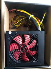Mars Gaming MPII650 650 Alimentatore PC 650W 12V PFC attivo ATX 85 PLUS fan 12cm