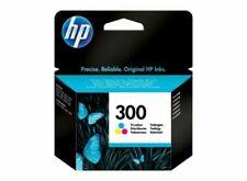 HP 300 Tri-Color Ink Cartridge - Cyan, Magenta, Yellow