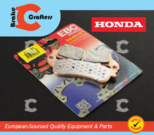 2010 - 2013 HONDA NT700 V/VA NT 700 - EBC HH PERFORMANCE RATED REAR BRAKE PADS