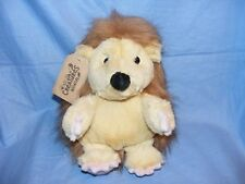 April The Hedgehog Soft Plush Toy All Creatures Wildlife Animal Carte Blanche