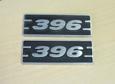 Chevy Chevrolet 396 Valve Cover Emblems