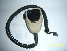 MOTOROLA HMN1035c RADIO MIC, MICROPHONE