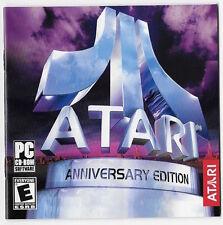 Atari Anniversary Edition Jewel Case (PC, 2003)