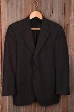 Jos A Bank 38S Dark Grey Sport Coat Jacket Men's Dress Button