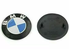 BMW Bonnet Badge 82mm Fits E46 E90 E91 E92 E81 M3 Series 1 2 3