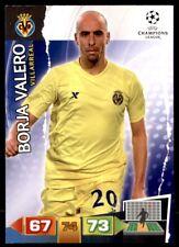 Panini Champions League 2011-2012 Adrenalyn XL Borja Valero Villarreal CF