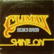 """Climax Blues Band """"Shine on"""" Lp de importación de Estados Unidos"""