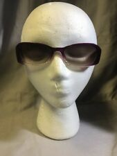 HONEY - DIVINE WOMENS Sunglasses Purple/ Clear Fade Frame Smoke/Clear Lens WS20