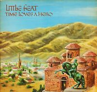 LITTLE FEAT time loves a hero K 56349 A1/B1 1st press with inner uk LP PS VG/EX