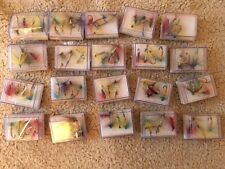 20 boxes 72 flies in all