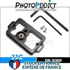 JJC QR-D300 - Plateau rapide compatible Arca-Swiss pour Nikon D300/D300s