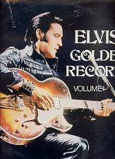 ELVIS PRESLEY golden records volume 1 UK 1970 ORANGE LABEL EX+