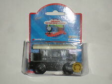 RETIRED NW BRAKEVAN nib THOMAS TANK ENGINE TRAIN for WOODEN tracks RARE NEW