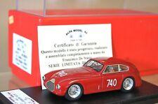 FDS ALFA MODEL 43 1950 ALFA ROMEO 6C 3000 C Mille Miglia 740 SANESI BIANCHI ar