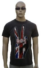Amplified The Who Union Jack VICTORY 60 70 'Rock Star Vintage Camisetas S/M