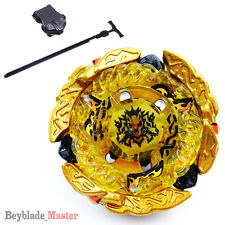 Fusion Beyblade Masters Metal BB99 Hades / Hell Kerbecs w/ Power Launcher+Winder