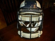 Bacharach Rasin Lacrosse Helmet UMG-L Vintage NCAA Specification LHG Blue Used