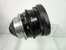 Arri 16mm T2.1 Prime Lens 35mm Format PL Mount Arriflex Zeiss Distagon 2/16