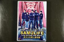 Japanese Movie Drama Samulife Live Action DVD English Subtitle