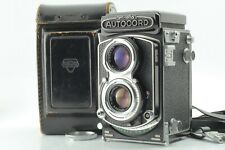 [Exc+++++] Minolta Autocord III TLR Camera Body w/ Rokkor 75mm f3.5 From JAPAN