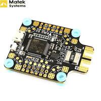 Matek MATEKSYS F405-CTR F405 AIO BFOSD STM32F405 Flight Controller Built-in PDB