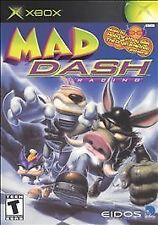 Mad Dash Racing Xbox -- CIB