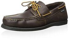 Eastland Men's Eastport Boat Shoe Brown Size-10.5M US