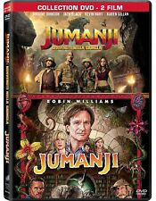 Dvd Jumanji - Collection (2 DVD)  .....NUOVO
