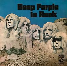 Deep Purple - Deep Purple In Rock (LP) (VG-/VG-)