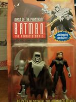 Vintage 1993 Kenner Batman The Animated Movie Mask of the Phantasm MOC