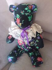 Nwt Teddy Bear Stuffed Toy, Hand-Made Originals, Dolls & Things, San Francisco
