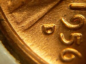 1956 D Lincoln cent rpm new discovery