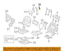 JAGUAR OEM 07-15 XKR Front Seat-Recline Adjust Lever Right C2P6558