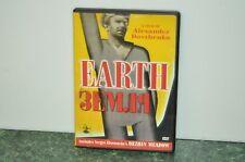 Earth/Bezhin (DVD, 2002)*Rare OOP*Alexander Dovzhenko Sergei Eisenstein