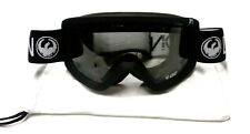 DRAGON D2 Snow Goggles - Coal/Smoke VRR SMU - NWT