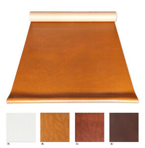 Faux Leather Fabric Tailored per Meter Coating Leather Fake Roll Length