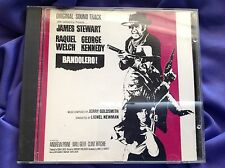 Rare Soundtrack CD : James Stewart ~ Bandolero ~ Goldsmith ~ Edel TCS 1001-2