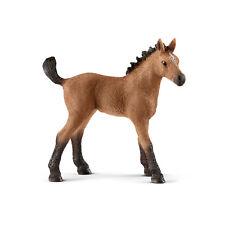 Schleich® Horse Club® 13854 Quarter Horse Fohlen, NEU mit Schleich®-Fähnchen
