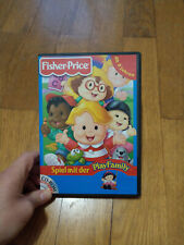 PC Spiel CD Rom Lernspiel Fisher Price Spiel mit der PlayFamily