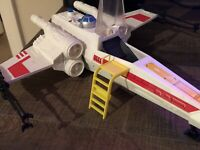 Kenner 1978 Xwing Ladder 3D Printed Yellow New Part