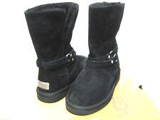 Ugg Palisade Black Women Boots US 6 /UK 4.5 /EU 37 /JP 23