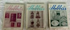 (3) Hobbies - The Magazine For Collectors 1969