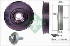 Riemenscheibensatz, Kurbelwelle für Riementrieb INA 544 0079 20